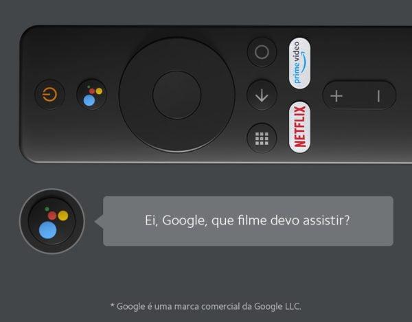 Xiaomi Mi Tv Stick Android tv 9.0 Tv Inteligente