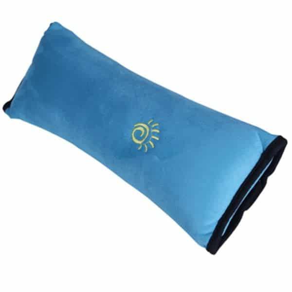 Criança carro pescoço suporte auto cinto de segurança veículo ombro almofada almofada proteção para crianças almofada de apoio para crianças carro