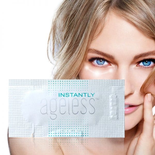 Ageless Instantly Efeito Cinderela Botox Mágico 40 sachês