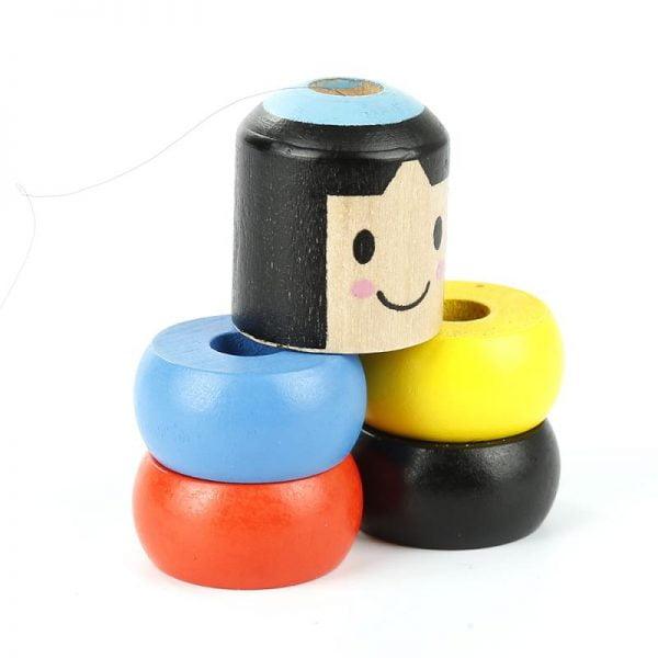 Brinquedo Mágico de madeira