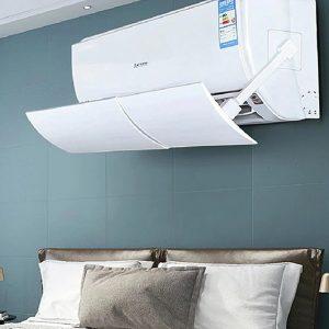 Defletor de ar condicionado residencial AirWay