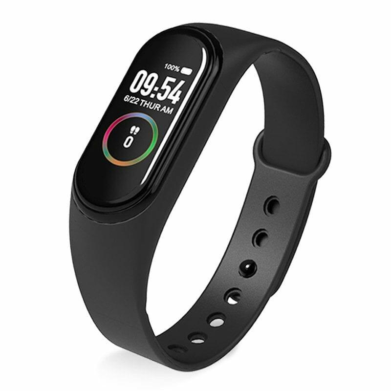 Relógio Inteligente MyFour Smartwatch - Informações e Notificações no seu pulso