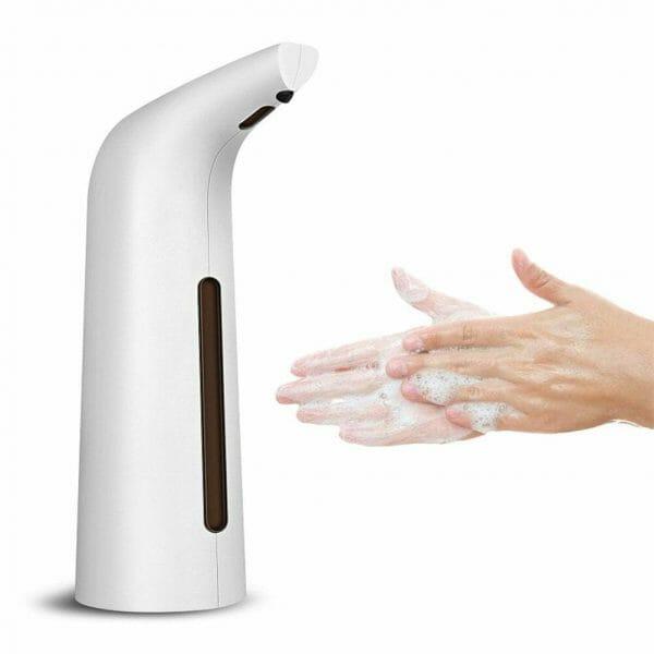 Saboneteira Eletrônica Automática Automatic Soap