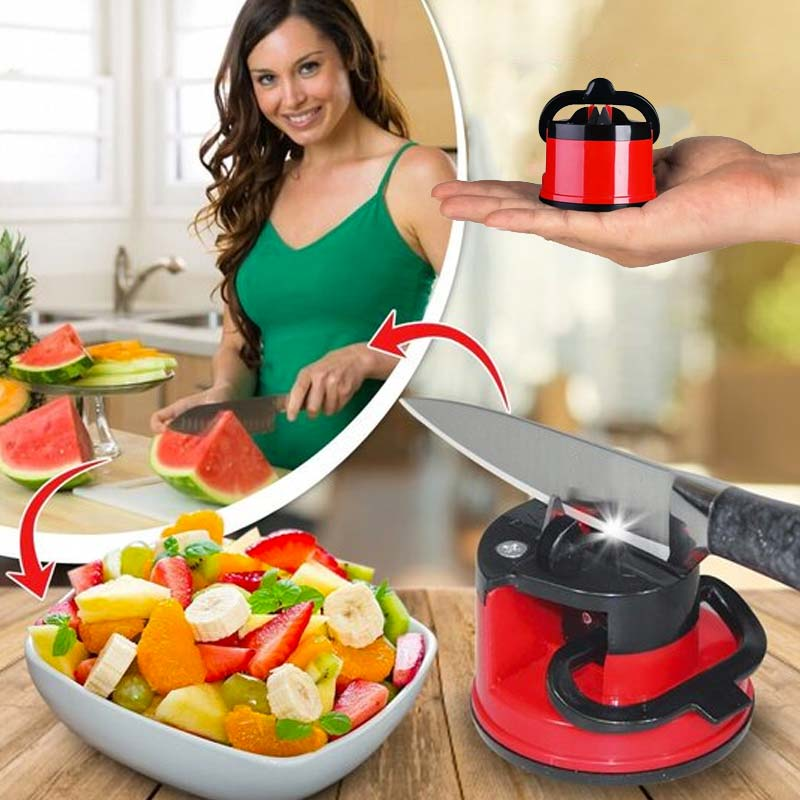 Afiador de facas de cozinha Profissional Recomendado por Chefs de Restaurantes