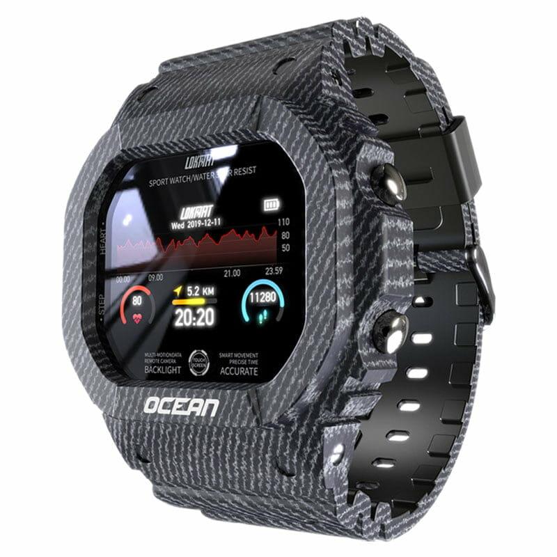 Relógio Smartwatch Militar Ocean Original