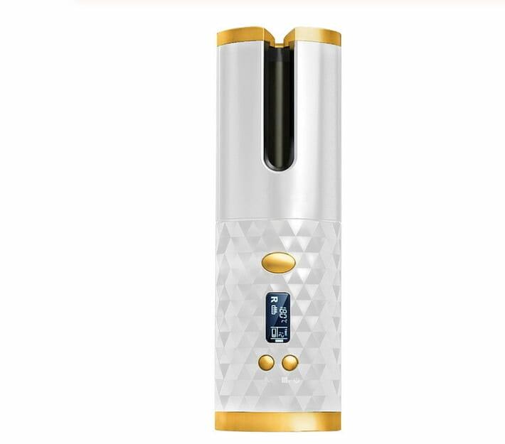 Modelador de Cachos Automático Sem Fio Portátil Carregamento USB Curl Beauty