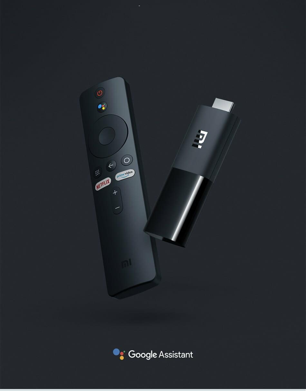 Xiaomi Mi Tv Stick Android tv 9.0 Tv Inteligente Com NetFlix e Amazon Prime Vídeo