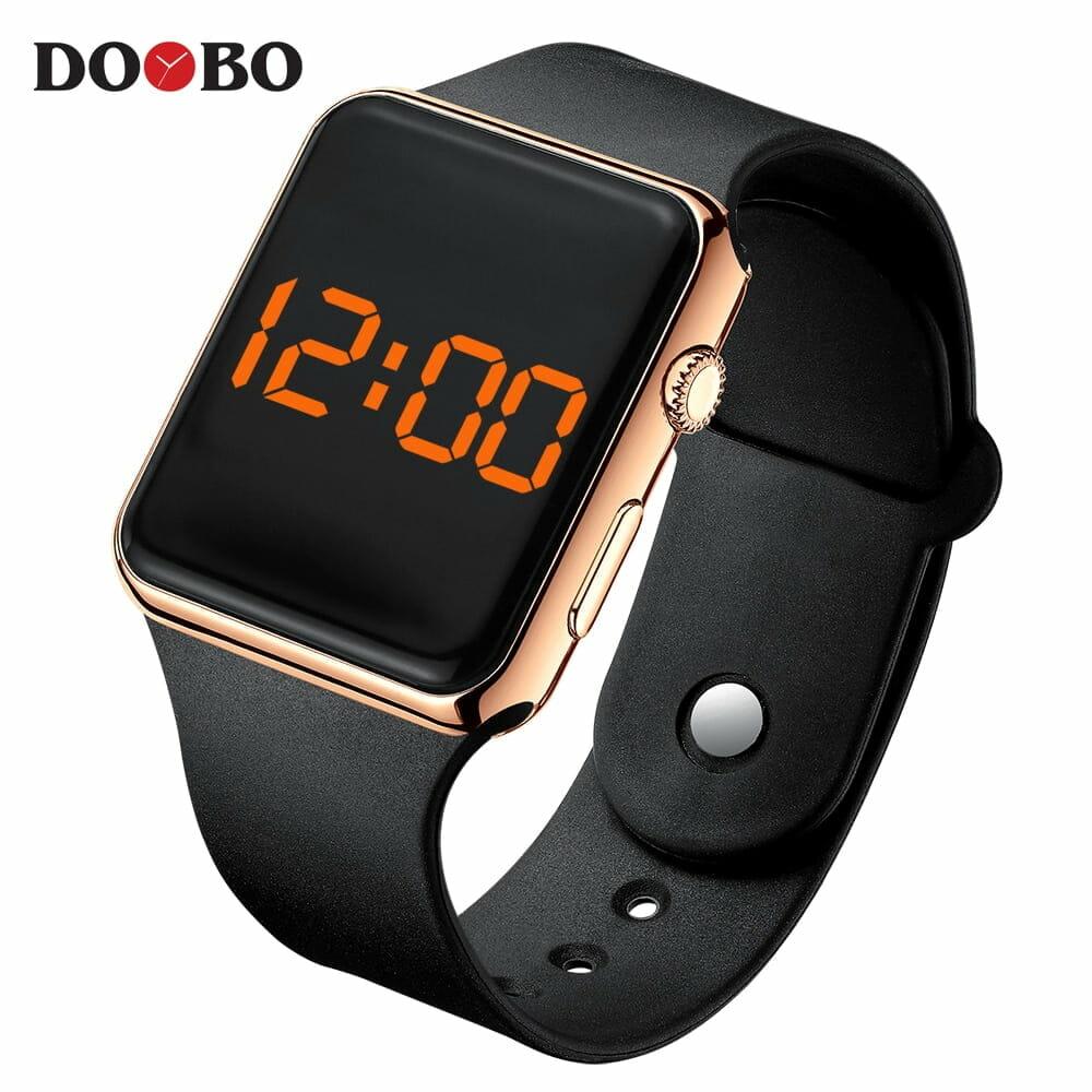 Relógio Doobo Digital
