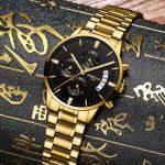 Relógio Nibosi SteelWater Quartzo Masculino