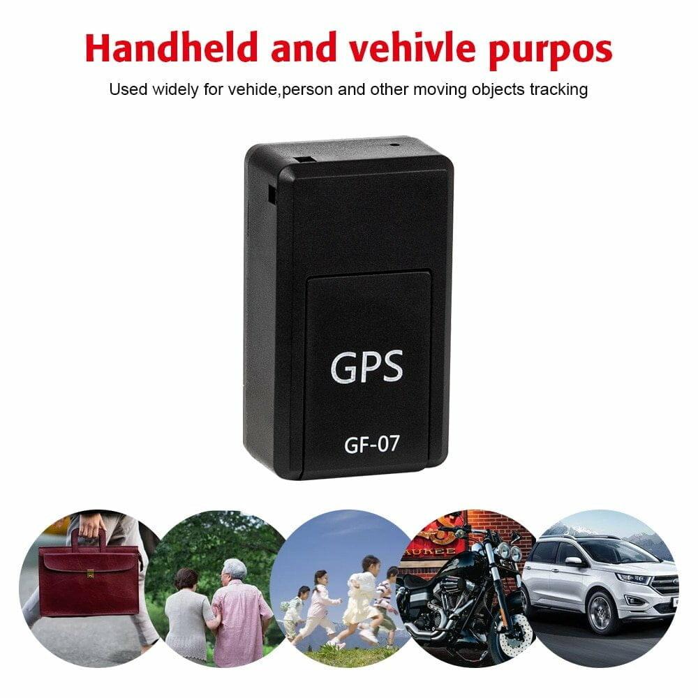 Mini GPS para rastreamento Automotivo e de Crianças 16GB