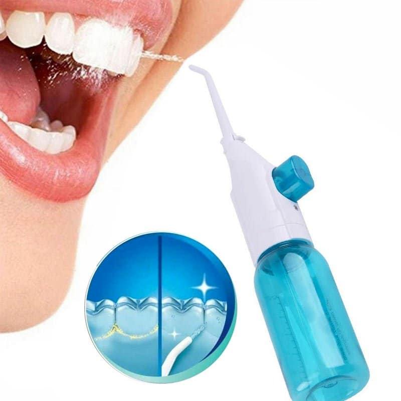 Jato de água irrigador dental CleanTooth Flosser Profissional 100% Original