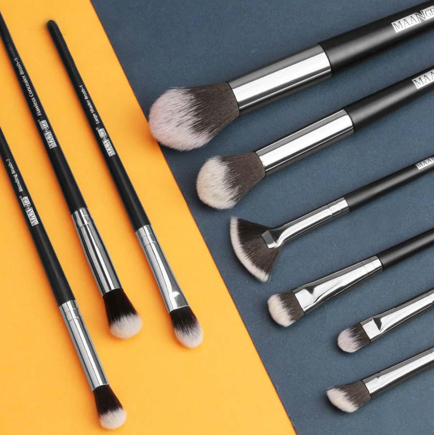 Kit de 20 pincéis de maquiagem profissional
