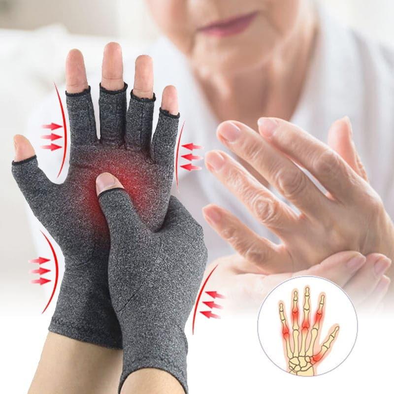 Luvas de Compressão para Reumatóide Artrite Articulações e Síndrome do Túnel do Carpo