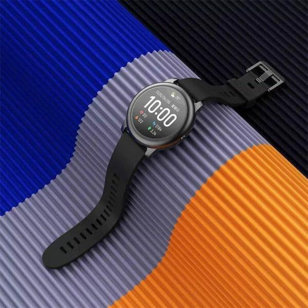Smartwatch Haylou Solar ls05 Relógio Inteligente Fábrica Xiaomi - Com Brinde
