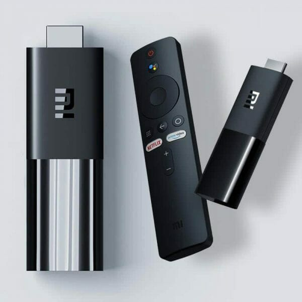 Xiaomi Mi Tv Stick Android tv 9.0 Tv Inteligente Com NetFlix e Amazon Prime Vídeo