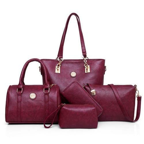 saco m e feminino 5 pe a set 2018 bolsas de luxo mulheres sacos designer dewine red 3.jpg