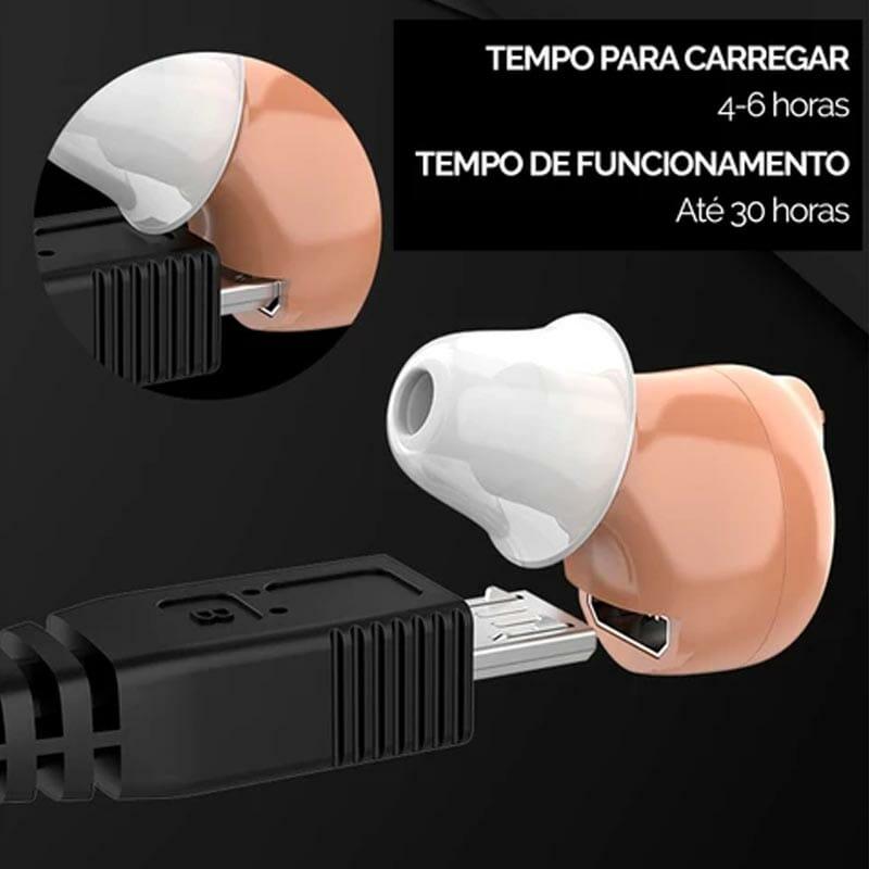 aparelho auditivo recarregável usb discreto para perda auditiva suave a moderada zoomaudi 0001 layer 9
