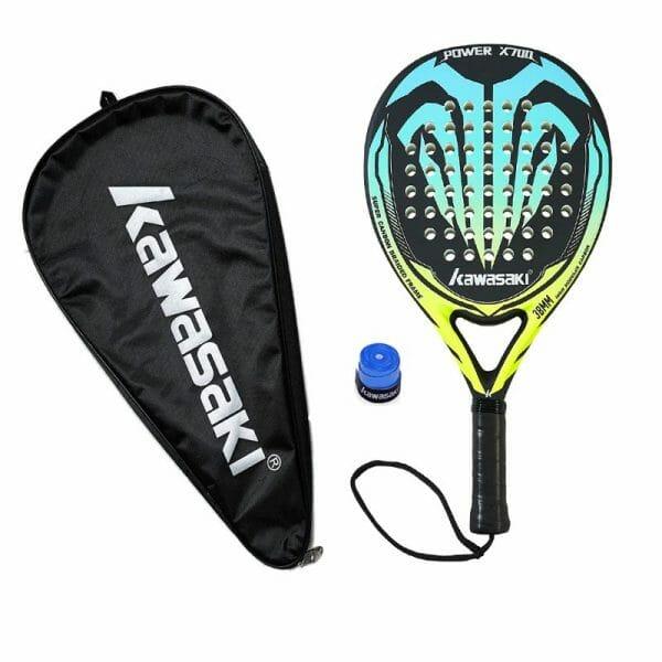 Raquete de Beach Tennis Kawasaki Power X700 38mm
